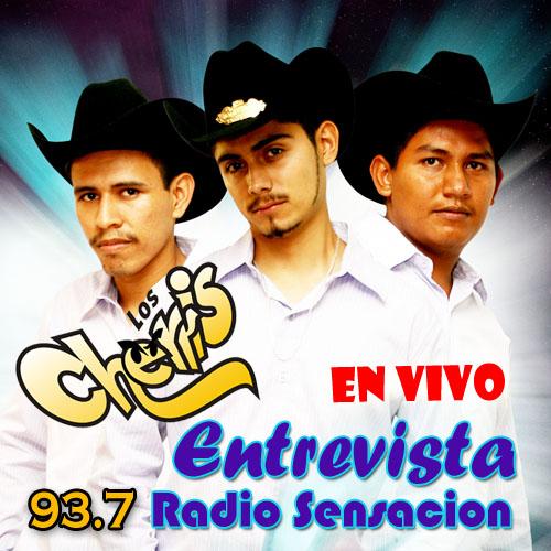 Entrevista con Los Cherris 93.7 Los%20Mentados%20Cherris%20entrevista